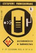 Etykieta 96: Izotopowe promieniowanie (1967)