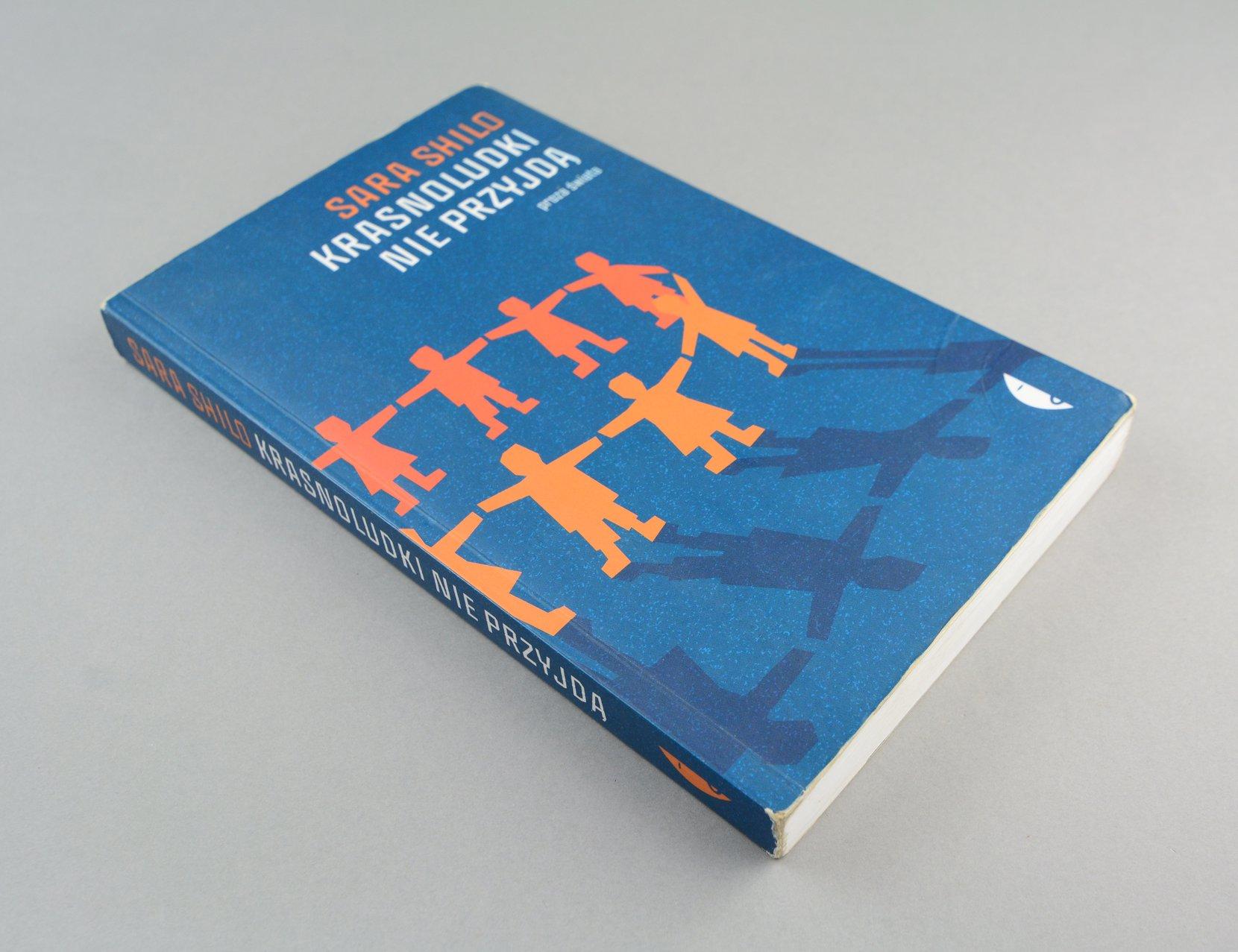 krasnoluski nie przyjdą:  sara shilo (2013) books belles-lettres Sara Shilo