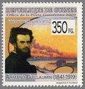 Armand Guillaumin 1841-1919, Guinea, 2009 Stamp (5)