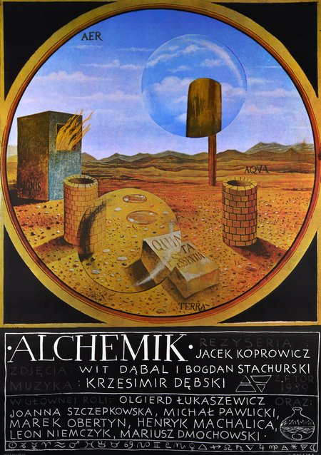 Alchemik, Henryk Waniek, 1989