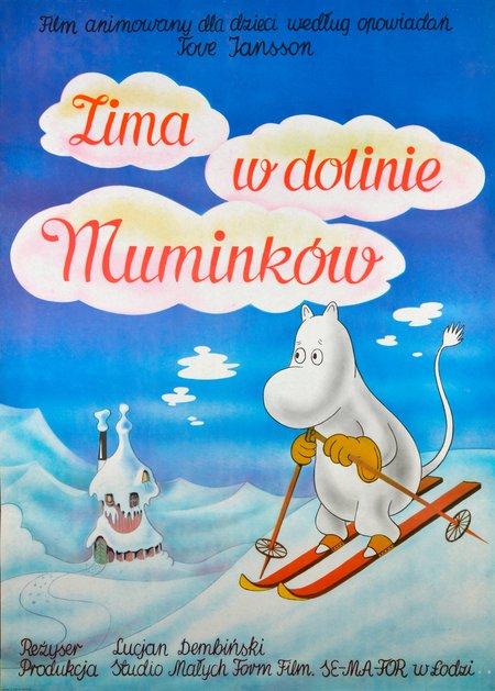 Zima w Dolinie Muminków, 1987