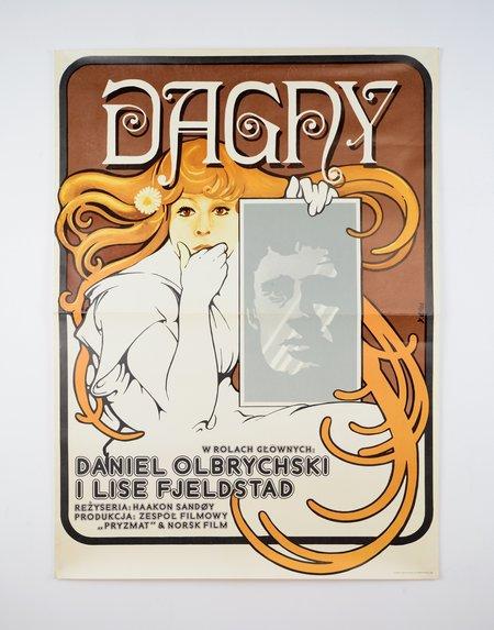 Dagny Poster, Jakub Erol, 1976