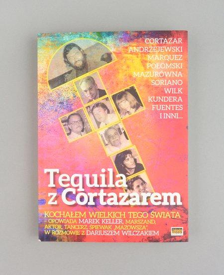 tequila z cortazarem: dariusz wilcza books history Dariusz Wilcza