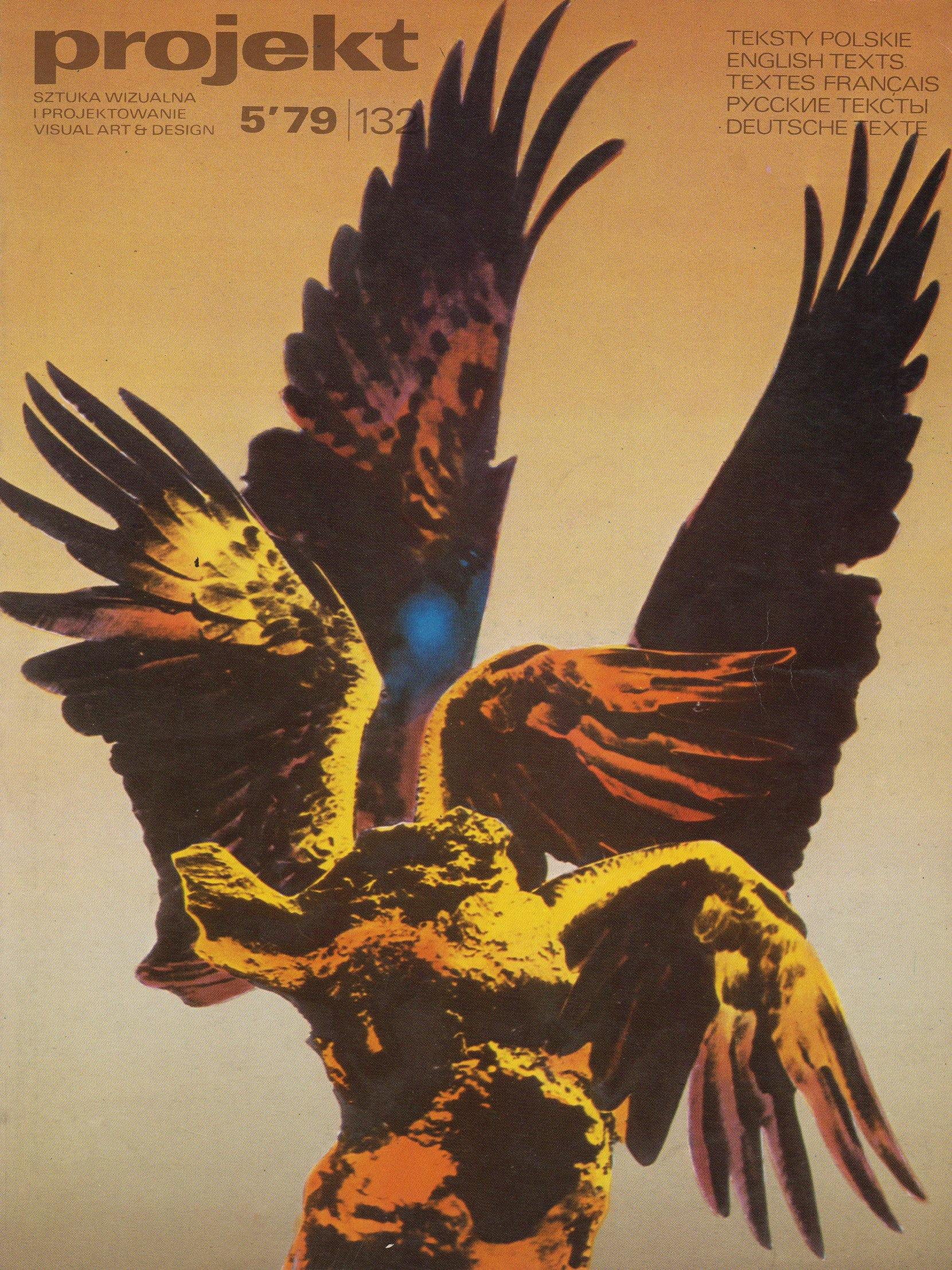 """projekt"" magazine, 1979-5 periodicals art & culture"