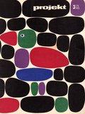 """""""projekt"""" Magazine, 1970-3"""