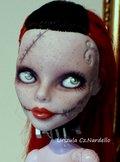 Operetta -Monster High repaint OOAK doll