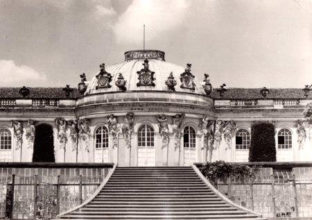 Otsdam Sanssouci Palace (Germany )