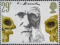 STAMPS -Personality(Charles Darwin)