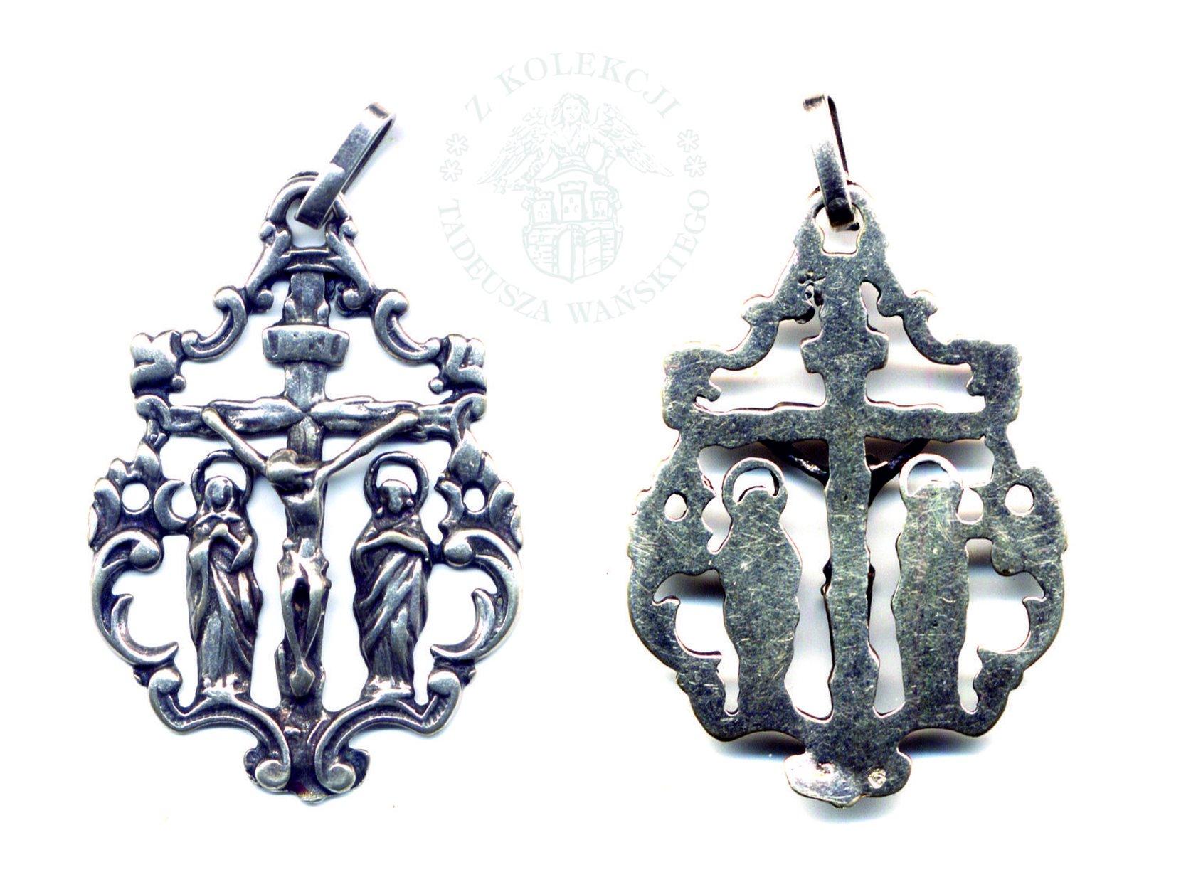 krzyżyk męki pańskiej numismatics coins