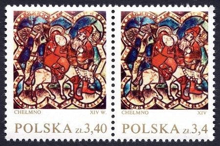 Chełmno – 3,40 zł Stamp
