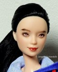 Barbie made to move repaint OOAK doll