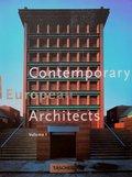 Contemporary European Architects Volume I