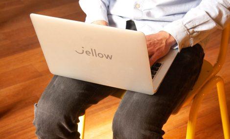 Onboarding Jellow