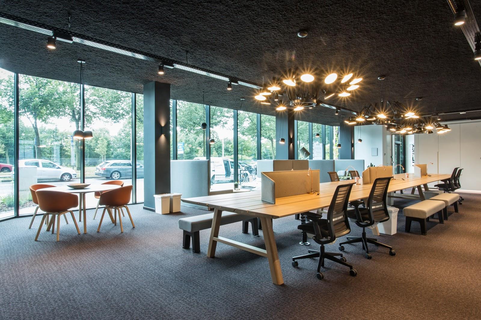 Co-working Space Greenhouse Antwerpen