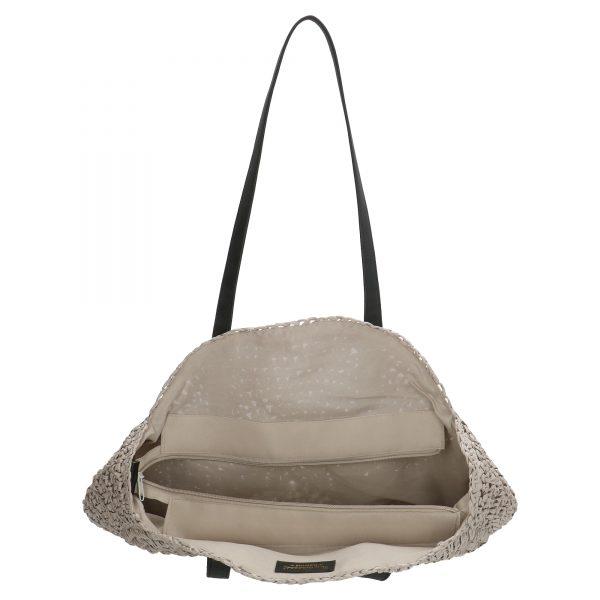 PE-florence-rond-schoudertas-grijs