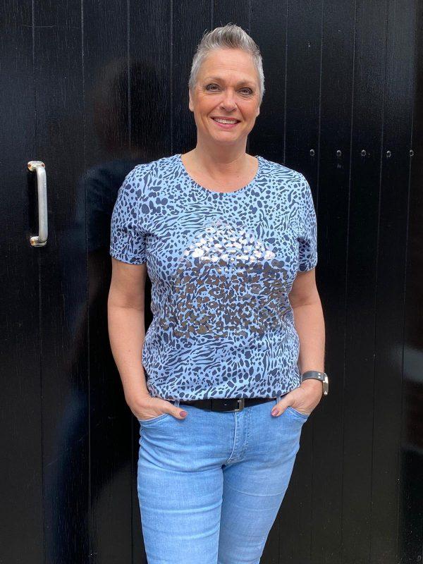 enjoy-tshirt-panter-blauw