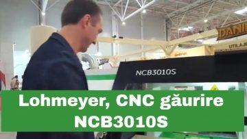 Lohmeyer NCB3010S CNC gaurire