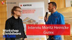Interviu Moritz Heinicke Gutex