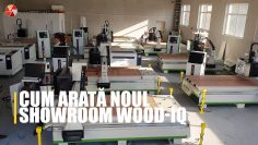 Noul showroom WoodIQ
