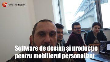 Software design productie mobilier