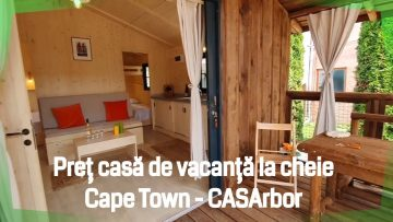 preț are casa de vacanță Cape Town CASArbor