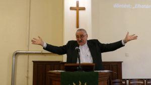 Adventi evangélizáció – Szólni akar Isten hozzád!