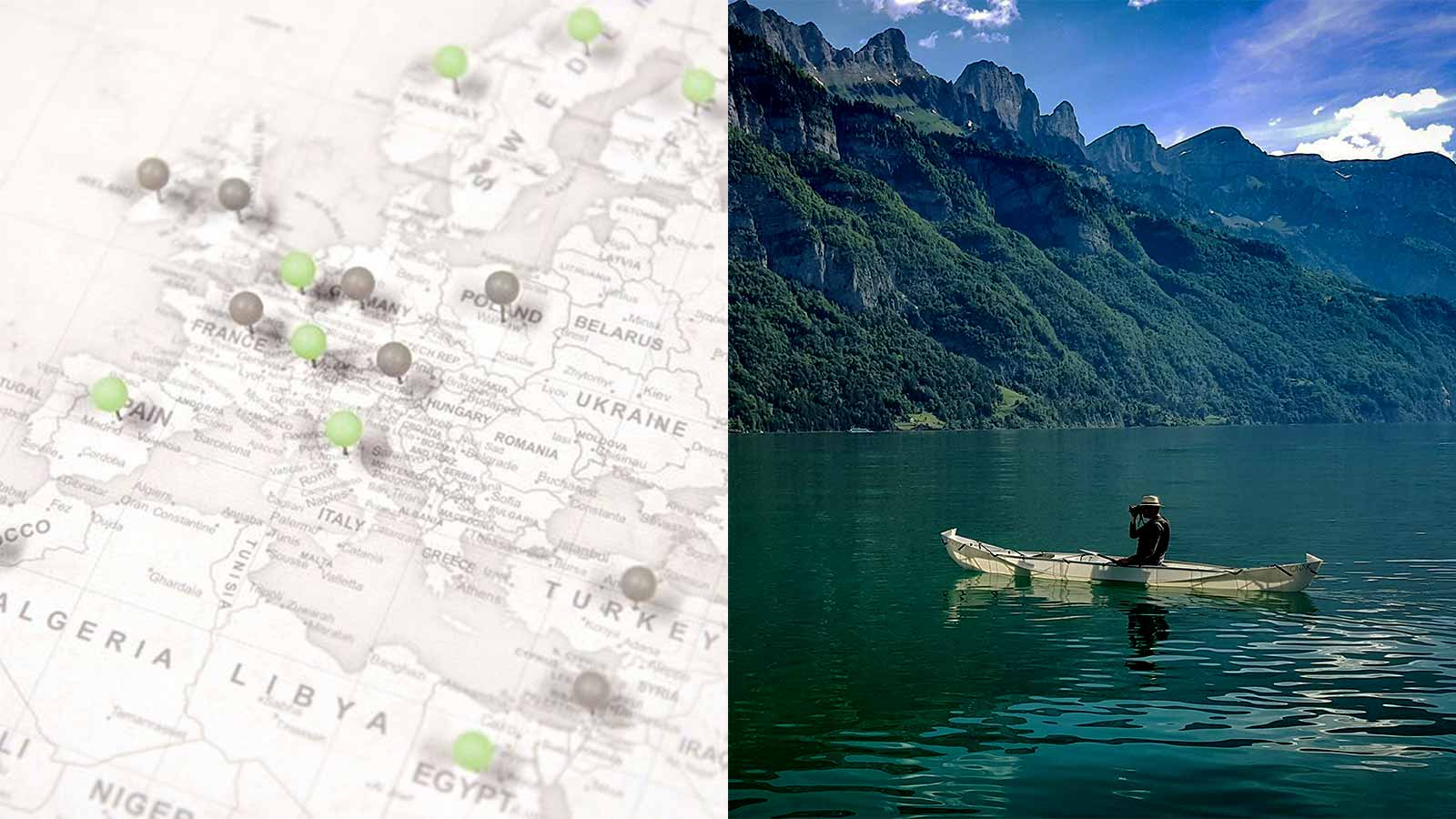 10 unique places in Europe that yearn to be discovered by canoeists