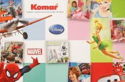 KOMAR FOTOTAPETY Marvel Disney