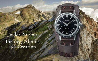 Seiko Alpinist 2021 – Megismételt csúcshódítás