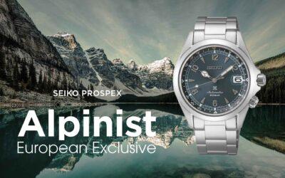 Seiko Prospex Alpinist SPB197J1 European Exclusive – tartós sikerek