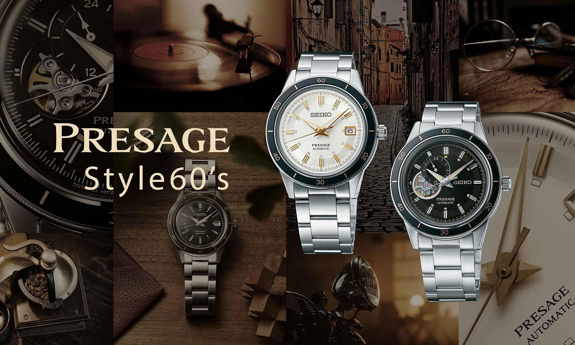 Presage Style 60's