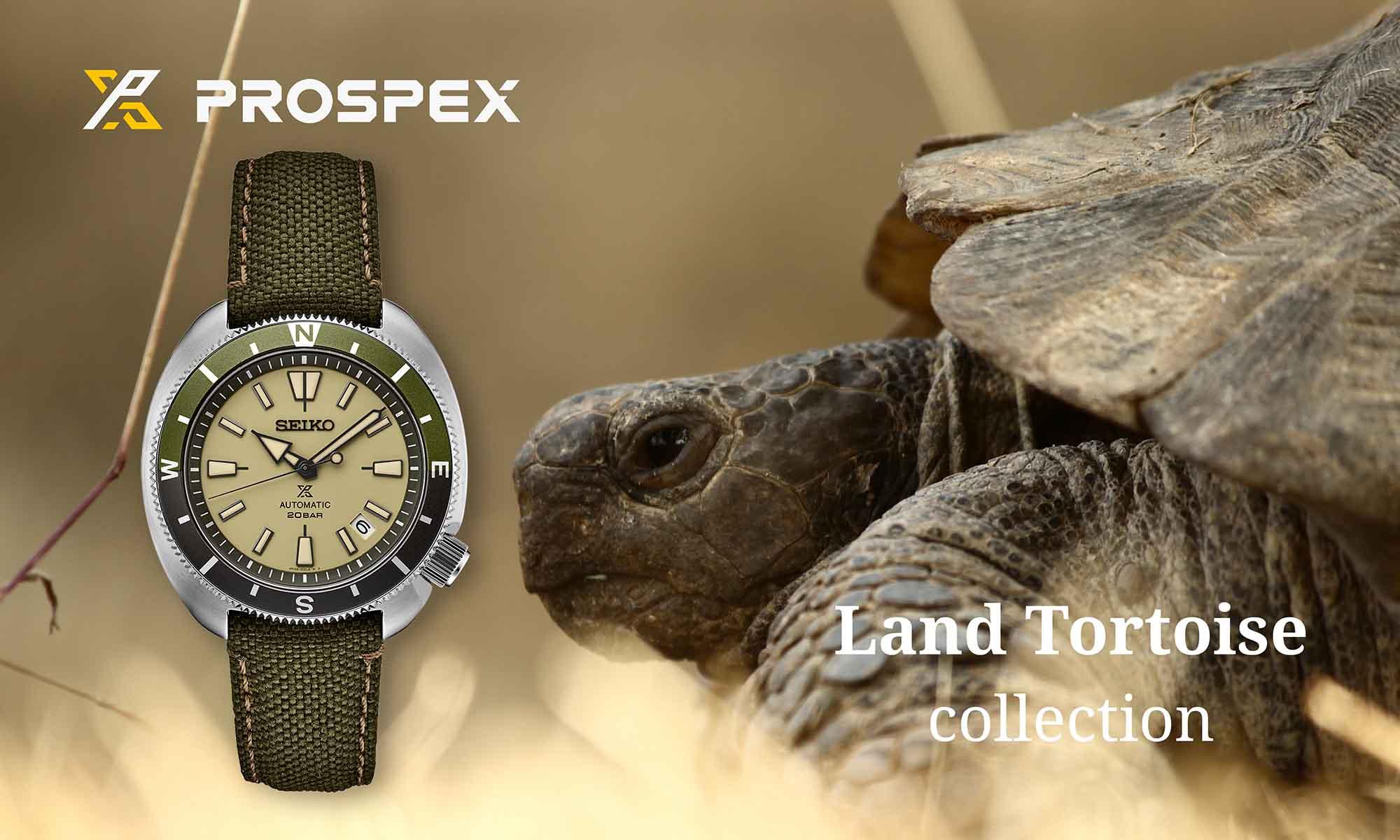 Prospex Land Tortoise
