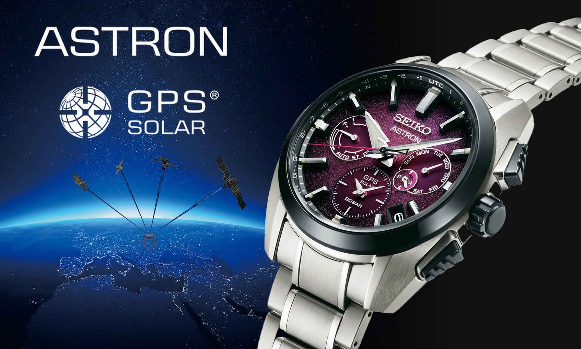 Seiko Astron 101-105 limited edition