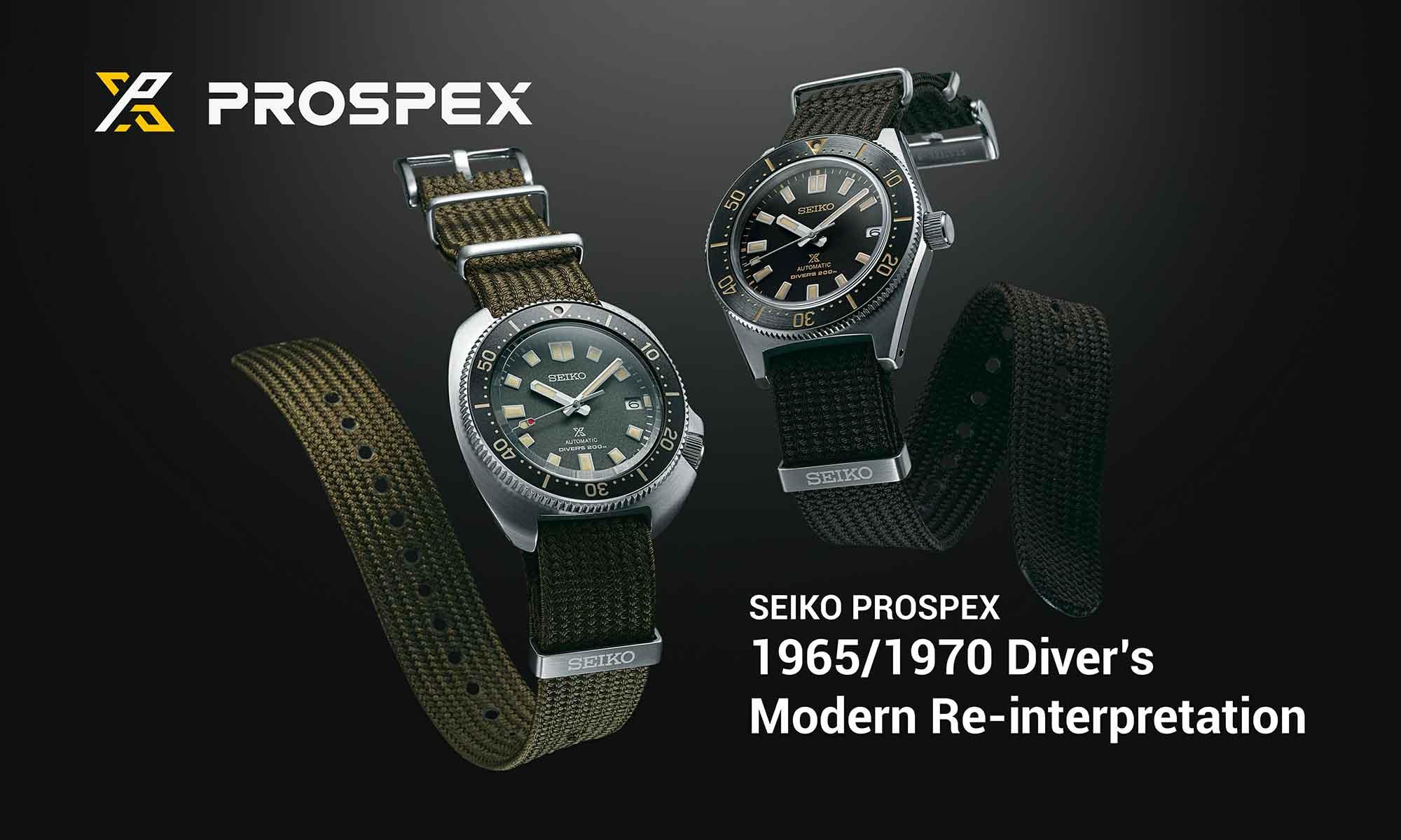 Prospex 1965-1970