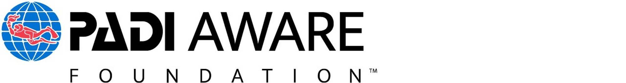 PADI AWARE logo