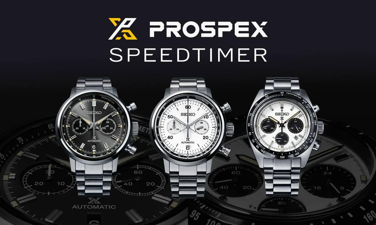 Prospex Speedtimer
