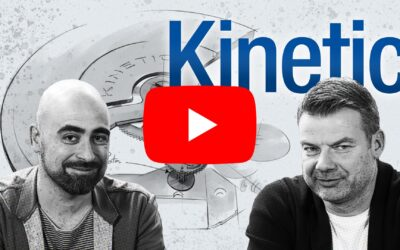 A Kinetic és a világ legkisebb motorja