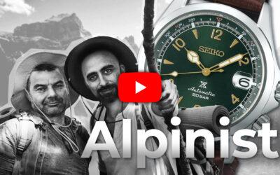 A nagy Alpinist videó