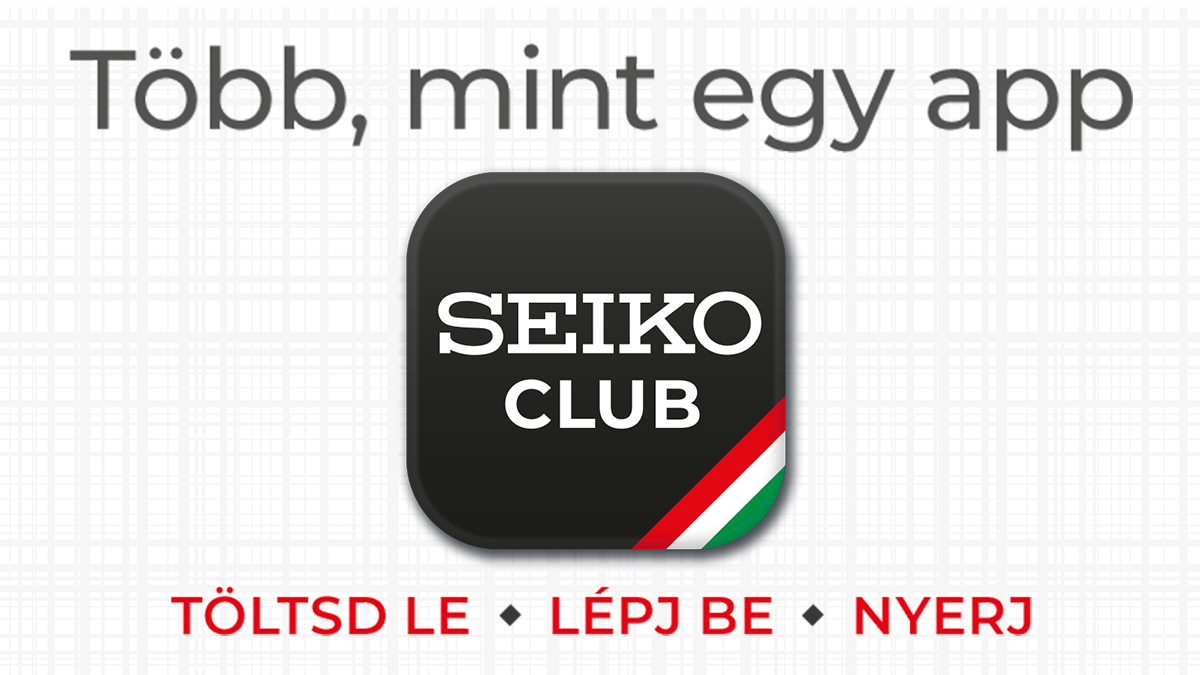 Seiko Club App