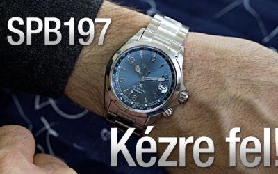 """""""Kézre fel!"""" videó az Alpinist European Exclusive kiadásával"""