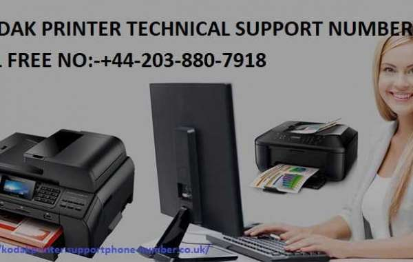 Kodak Printer Technical Support Phone Number       +44 203 880 7919