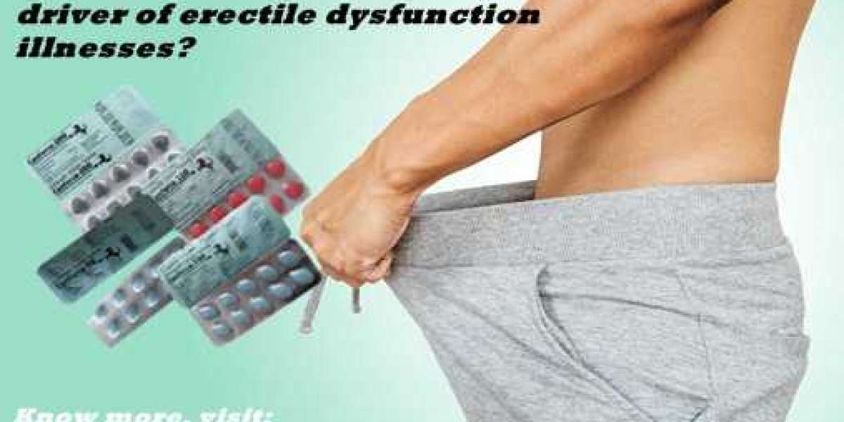 What is the fundamental driver of erectile dysfunction illnesses?