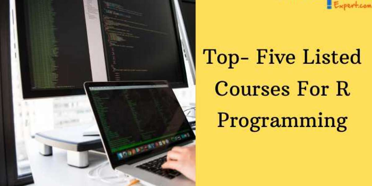 Top- Five Listed Courses For R Programming
