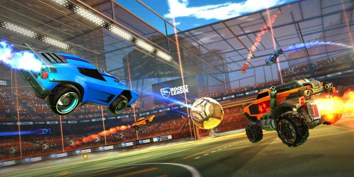Another new accretion for Rocket League admirers comes