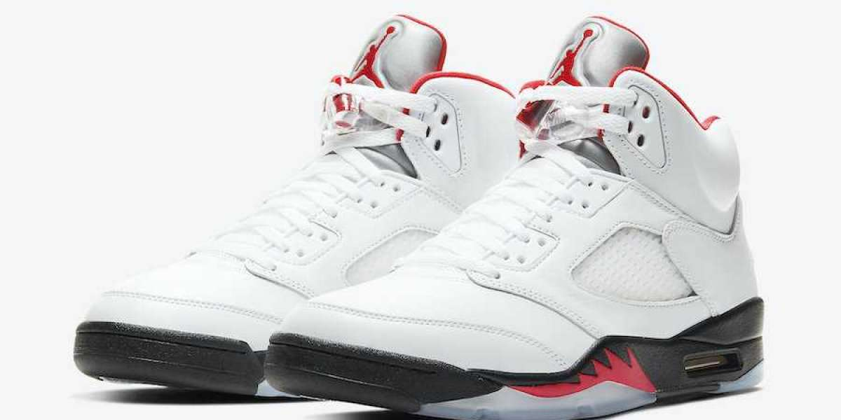Air Jordan 5 Fire Red to Release on April 25, 2020