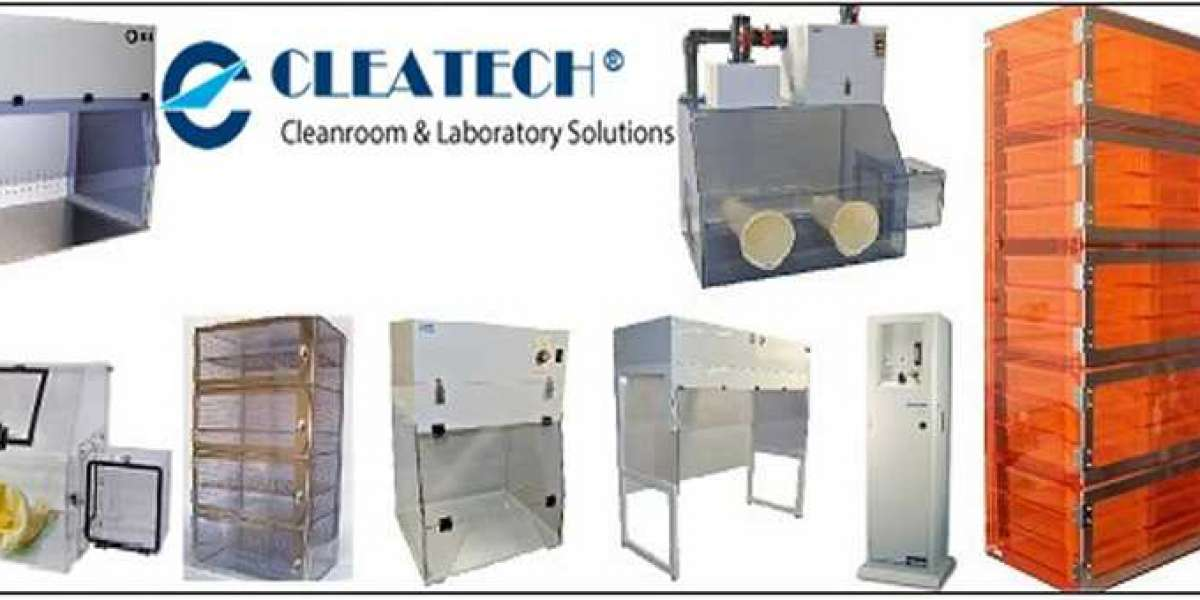 Keep Your Workplace Clean & Stuffs Juxtaposed with Best Cleanroom Storage & Shelving