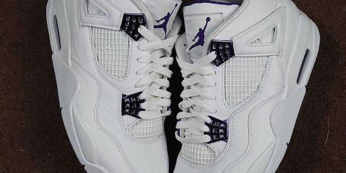 Air Jordan 4 Court Purple to Release on May 14, 2020