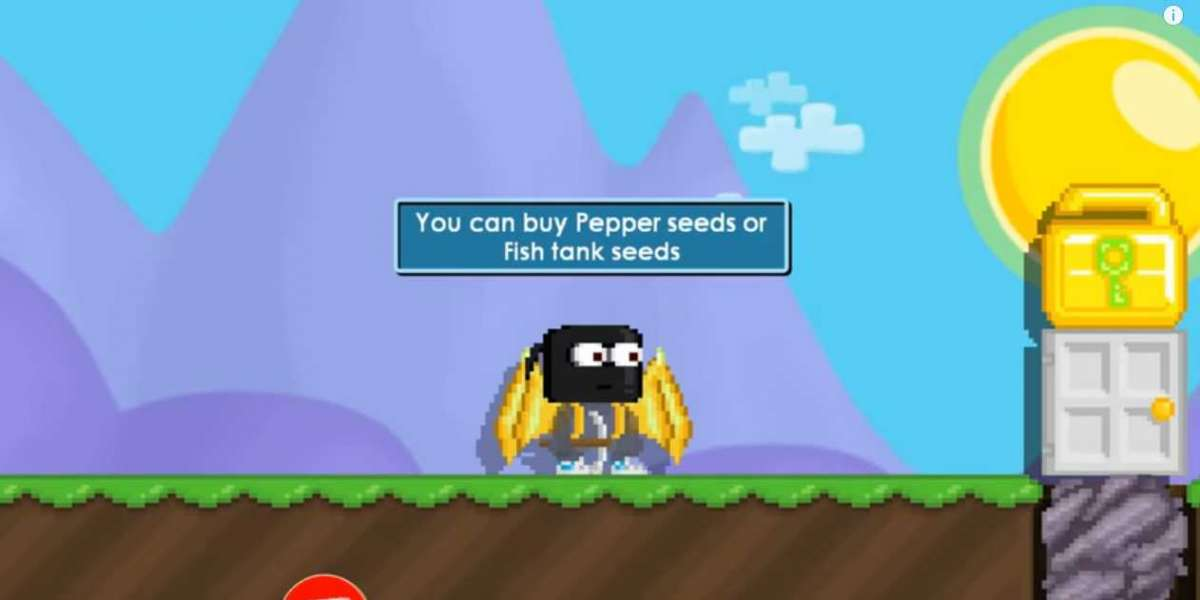Guide for Beginners - Growtopia