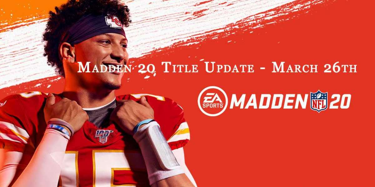 Madden 20 Title Update - March 26th