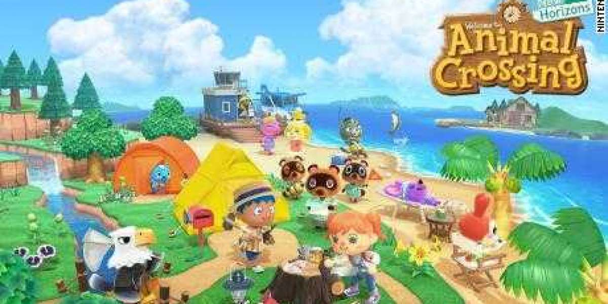 Fishing is a key characteristic of the island enjoy of Animal Crossing New Horizons